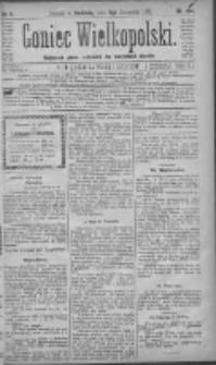 Goniec Wielkopolski: najtańsze pismo codzienne dla wszystkich stanów 1881.11.06 R.5 Nr254
