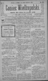 Goniec Wielkopolski: najtańsze pismo codzienne dla wszystkich stanów 1881.11.11 R.5 Nr258