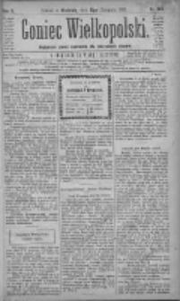Goniec Wielkopolski: najtańsze pismo codzienne dla wszystkich stanów 1881.11.13 R.5 Nr260