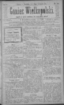 Goniec Wielkopolski: najtańsze pismo codzienne dla wszystkich stanów 1881.11.20 R.5 Nr266