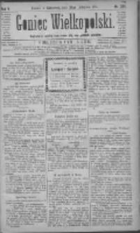 Goniec Wielkopolski: najtańsze pismo codzienne dla wszystkich stanów 1881.11.24 R.5 Nr269