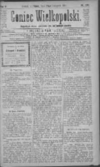 Goniec Wielkopolski: najtańsze pismo codzienne dla wszystkich stanów 1881.11.25 R.5 Nr270
