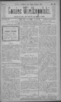 Goniec Wielkopolski: najtańsze pismo codzienne dla wszystkich stanów 1881.11.26 R.5 Nr271