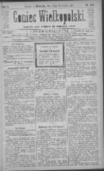 Goniec Wielkopolski: najtańsze pismo codzienne dla wszystkich stanów 1881.11.27 R.5 Nr272
