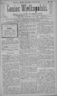 Goniec Wielkopolski: najtańsze pismo codzienne dla wszystkich stanów 1881.11.29 R.5 Nr273