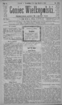 Goniec Wielkopolski: najtańsze pismo codzienne dla wszystkich stanów 1881.12.01 R.5 Nr275