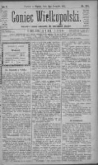 Goniec Wielkopolski: najtańsze pismo codzienne dla wszystkich stanów 1881.12.02 R.5 Nr276