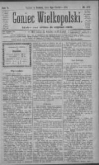 Goniec Wielkopolski: najtańsze pismo codzienne dla wszystkich stanów 1881.12.03 R.5 Nr277