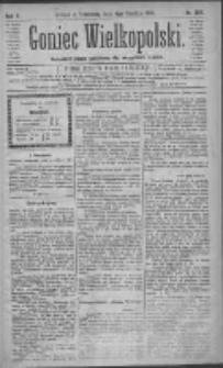 Goniec Wielkopolski: najtańsze pismo codzienne dla wszystkich stanów 1881.12.04 R.5 Nr278
