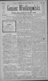 Goniec Wielkopolski: najtańsze pismo codzienne dla wszystkich stanów 1881.12.06 R.5 Nr279