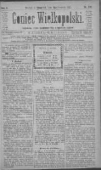 Goniec Wielkopolski: najtańsze pismo codzienne dla wszystkich stanów 1881.12.08 R.5 Nr281
