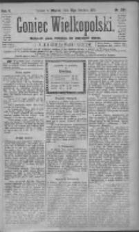 Goniec Wielkopolski: najtańsze pismo codzienne dla wszystkich stanów 1881.12.13 R.5 Nr284
