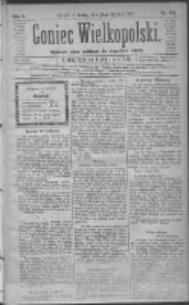 Goniec Wielkopolski: najtańsze pismo codzienne dla wszystkich stanów 1881.12.14 R.5 Nr285