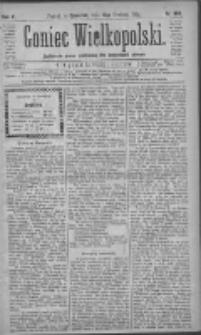 Goniec Wielkopolski: najtańsze pismo codzienne dla wszystkich stanów 1881.12.15 R.5 Nr286