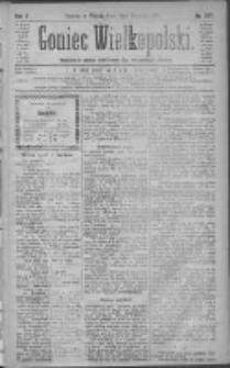 Goniec Wielkopolski: najtańsze pismo codzienne dla wszystkich stanów 1881.12.16 R.5 Nr287
