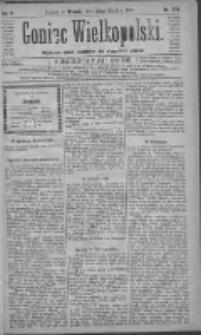 Goniec Wielkopolski: najtańsze pismo codzienne dla wszystkich stanów 1881.12.20 R.5 Nr290