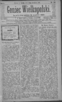 Goniec Wielkopolski: najtańsze pismo codzienne dla wszystkich stanów 1881.12.21 R.5 Nr291