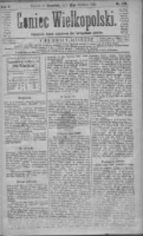 Goniec Wielkopolski: najtańsze pismo codzienne dla wszystkich stanów 1881.12.22 R.5 Nr292