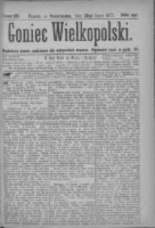 Goniec Wielkopolski: najtańsze pismo codzienne dla wszystkich stanów 1877.07.30 Nr125