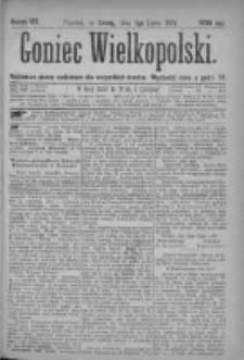 Goniec Wielkopolski: najtańsze pismo codzienne dla wszystkich stanów 1877.08.01 Nr127