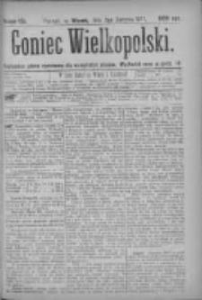 Goniec Wielkopolski: najtańsze pismo codzienne dla wszystkich stanów 1877.08.07 Nr132