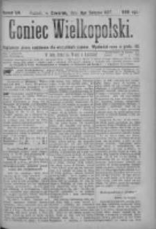 Goniec Wielkopolski: najtańsze pismo codzienne dla wszystkich stanów 1877.08.09 Nr134