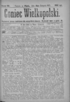 Goniec Wielkopolski: najtańsze pismo codzienne dla wszystkich stanów 1877.08.10 Nr135