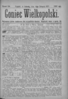 Goniec Wielkopolski: najtańsze pismo codzienne dla wszystkich stanów 1877.08.11 Nr136