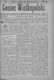 Goniec Wielkopolski: najtańsze pismo codzienne dla wszystkich stanów 1877.08.24 Nr146
