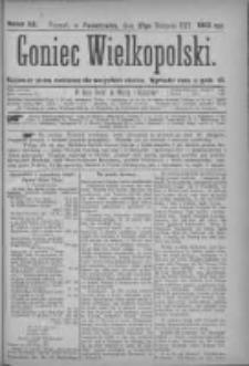 Goniec Wielkopolski: najtańsze pismo codzienne dla wszystkich stanów 1877.08.27 Nr148