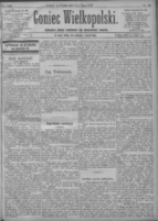 Goniec Wielkopolski: najtańsze pismo codzienne dla wszystkich stanów 1897.07.09 R.21 Nr153