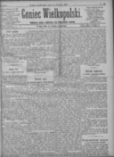 Goniec Wielkopolski: najtańsze pismo codzienne dla wszystkich stanów 1897.08.01 R.21 Nr173