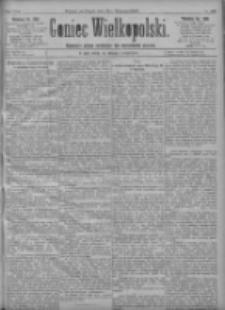 Goniec Wielkopolski: najtańsze pismo codzienne dla wszystkich stanów 1897.09.10 R.21 Nr206