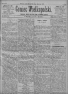 Goniec Wielkopolski: najtańsze pismo codzienne dla wszystkich stanów 1897.09.12 R.21 Nr208