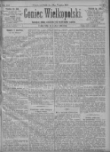 Goniec Wielkopolski: najtańsze pismo codzienne dla wszystkich stanów 1897.09.17 R.21 Nr212