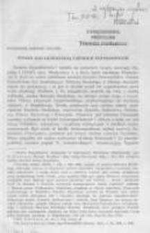 Studia nad genealogią czeskich Dypoldowiców
