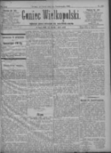 Goniec Wielkopolski: najtańsze pismo codzienne dla wszystkich stanów 1897.10.01 R.21 Nr224