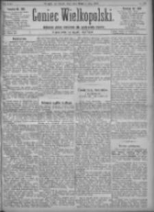 Goniec Wielkopolski: najtańsze pismo codzienne dla wszystkich stanów 1897.10.16 R.21 Nr237