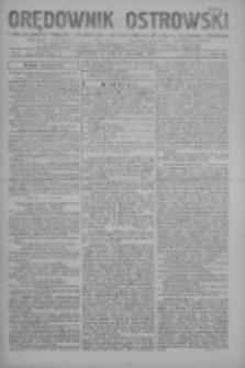 Orędownik Ostrowski: pismo na powiaty Ostrowski i Odolanowski oraz miast Ostrowa, Odolanowa, Sulmierzyc i Raszkowa 1932.01.26 R.81 Nr8