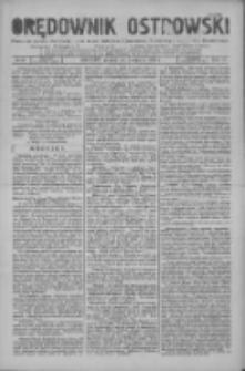Orędownik Ostrowski: pismo na powiaty Ostrowski i Odolanowski oraz miast Ostrowa, Odolanowa, Sulmierzyc i Raszkowa 1932.08.19 R.81 Nr67
