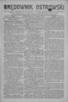 Orędownik Ostrowski: pismo na powiaty Ostrowski i Odolanowski oraz miast Ostrowa, Odolanowa, Sulmierzyc i Raszkowa 1932.12.16 R.81 Nr101