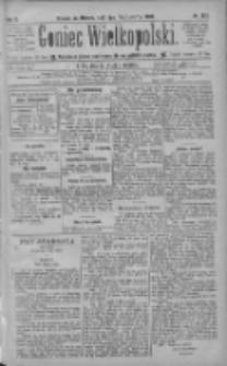 Goniec Wielkopolski: najtańsze pismo codzienne dla wszystkich stanów 1886.10.05 R.10 Nr227