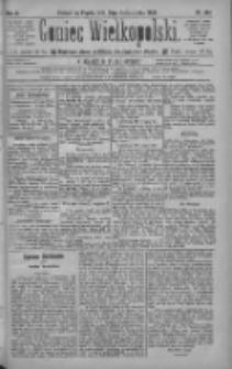 Goniec Wielkopolski: najtańsze pismo codzienne dla wszystkich stanów 1886.10.22 R.10 Nr242