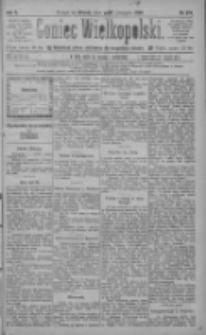 Goniec Wielkopolski: najtańsze pismo codzienne dla wszystkich stanów 1886.11.30 R.10 Nr274