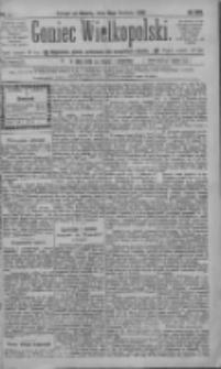 Goniec Wielkopolski: najtańsze pismo codzienne dla wszystkich stanów 1886.12.18 R.10 Nr289