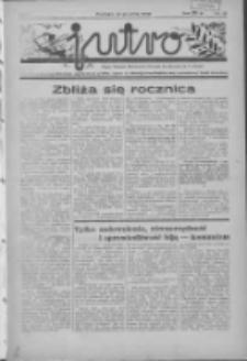 Jutro: organ Związku Weteranów Powstań Narodowych R.P. 1914/19: tygodnik poświęcony aktualnym zagadnieniom polskim, oparty na ideologji niepodległościowej i powstańczej Polski Zachodniej 1936.12.13 R.1 Nr15