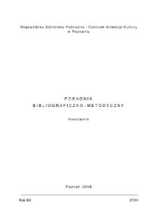 Poradnik Bibliograficzno-Metodyczny : 2008 z.2