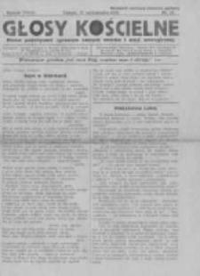 Głosy Kościelne. 1936 nr20