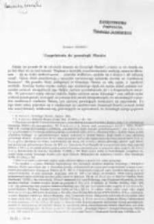 Uzupełnienia do genealogii Piastów