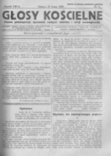 Głosy Kościelne. 1938 nr4